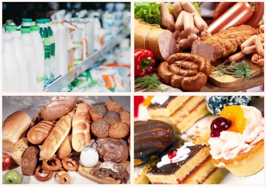 Продукты, в которых используют пальмовое масло